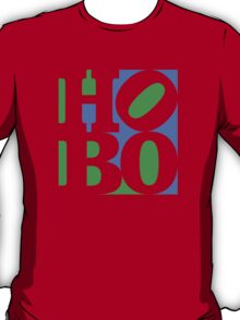 HOBO - Art (alternate) T-Shirt