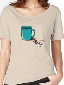 Flight of the Conchords: Cup! Women's Relaxed Fit T-Shirt