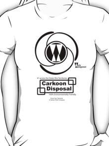 Carkoon Disposal (black) T-Shirt