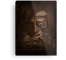 Tomb Mind Metal Print