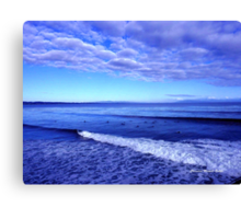Surfer's Paradise Canvas Print