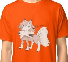 Lycanroc Midday Form Classic T-Shirt