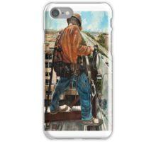 American Iron Worker iPhone Case/Skin