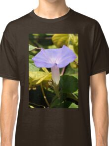 Purple Morning Glory Classic T-Shirt