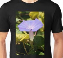 Purple Morning Glory Unisex T-Shirt