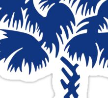 South Carolina Palm Sticker