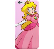 Princess Peach! iPhone Case/Skin