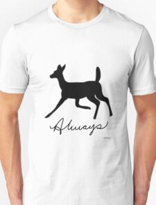 """Always"" Doe Unisex T-Shirt"