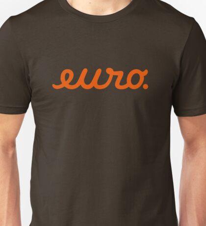 euro (4) Unisex T-Shirt