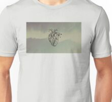 The real heart Unisex T-Shirt