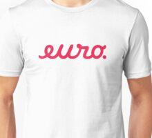 euro (6) Unisex T-Shirt