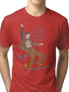 HARD TIMES REQUIRE FURIOUS DANCING Tri-blend T-Shirt