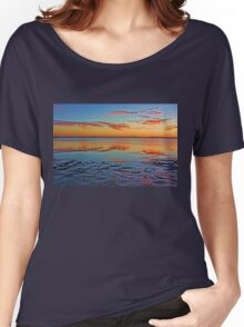 Low Tide Reflections   Women's Relaxed Fit T-Shirt
