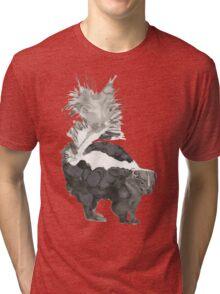 Skunk Painting  Tri-blend T-Shirt