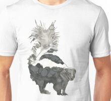 Skunk Painting  Unisex T-Shirt