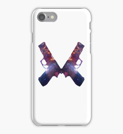 Space Guns iPhone Case/Skin