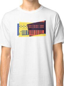 Pop Art Synth 101 Classic T-Shirt