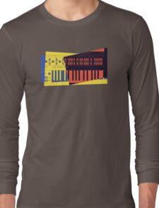 Pop Art Synth 101 Long Sleeve T-Shirt