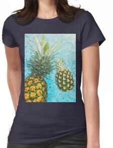 ananas Womens Fitted T-Shirt