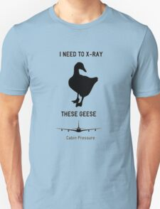 X-ray these geese T-Shirt