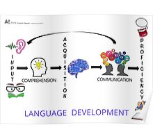 Language Development Poster