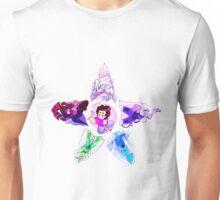 Crystal Gems Star Unisex T-Shirt