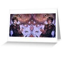 Nemesis Fairy Greeting Card