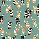 Chihuahuas by VieiraGirl