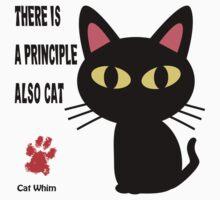 CAT PRINCIPLE One Piece - Short Sleeve