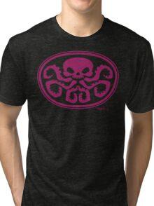 Hydra logo (girls and women) Tri-blend T-Shirt