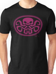 Hydra logo (girls and women) Unisex T-Shirt