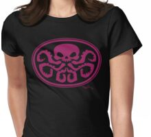 Hydra logo (girls and women) Womens Fitted T-Shirt