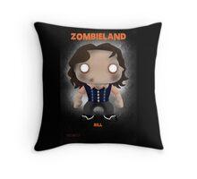Bill Murray Zombieland Throw Pillow