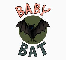 Baby Bat Womens Fitted T-Shirt