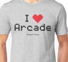 love arcade Unisex T-Shirt