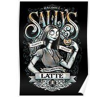 Sallys Pumpkin Spiced Latte Poster