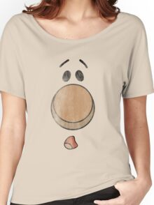 Brave Little Toaster - Blanket Face #3 Shirt Women's Relaxed Fit T-Shirt