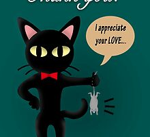 Thank you!! by BATKEI
