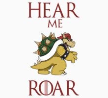 Hear me roar: Bowser by READY PLAYERTWO