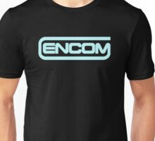 Tron ENCOM corporation logo Unisex T-Shirt