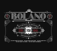 Roberto Bolano 2666 by OutlawOutfitter