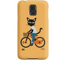 Summer cycling Samsung Galaxy Case/Skin