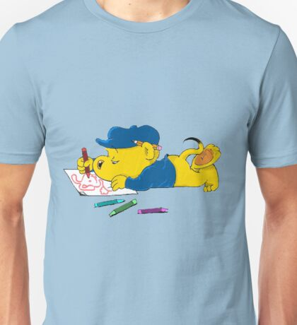 Ferald Drawing By The Waterfall T-Shirt