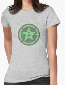 Achievement Hunter Let's Play Womens Fitted T-Shirt