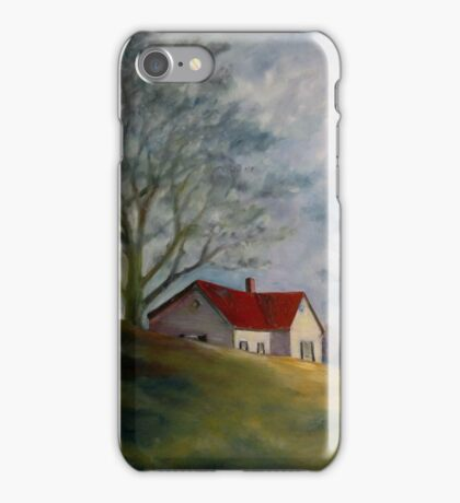 Old Folks' Home, Atlanta Road, Marietta, GA iPhone Case/Skin