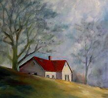 Old Folks' Home, Atlanta Road, Marietta, GA by Lindsey O'Shields