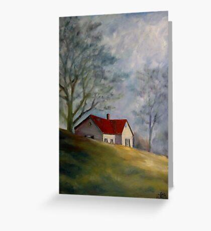 Old Folks' Home, Atlanta Road, Marietta, GA Greeting Card