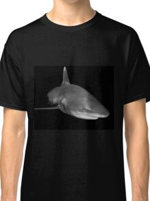 The Sly Grin of An Oceanic White Tip Shark Classic T-Shirt