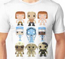 The Fifth Element Cast Unisex T-Shirt