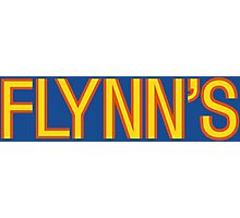 Tron Flynn arcade logo Photographic Print